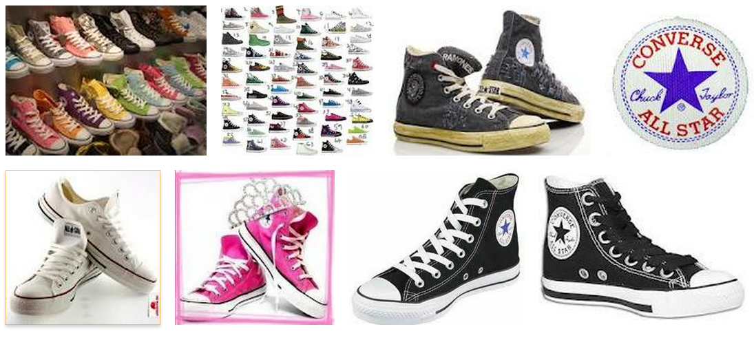 """converse brand strategy Converse has the conviction to define converse marketing strategy – how converse positions itself """"the key is to know yourself as a brand."""