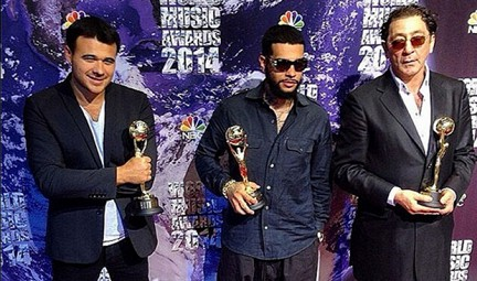 Григорий Лепс и Тимати победили на The World Music Awards 2014