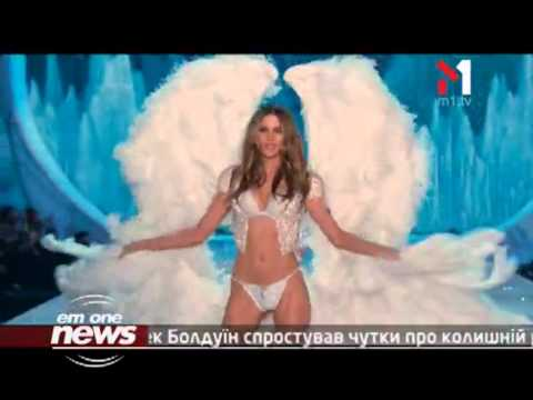 Тейлор Свифт Выступила На Показе От Victoria's Secret - EmOneNews - 14.11.2013