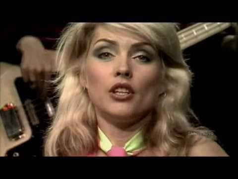 Blondie - Heart of Glass  1979 Video TopPop  stereo  widescreen