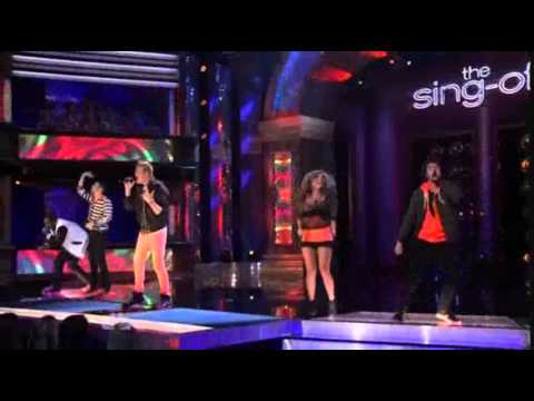 "2nd Performance - Pentatonix - ""Your Love Is My Drug"" By Ke_ha - Sing Off - Series 3"