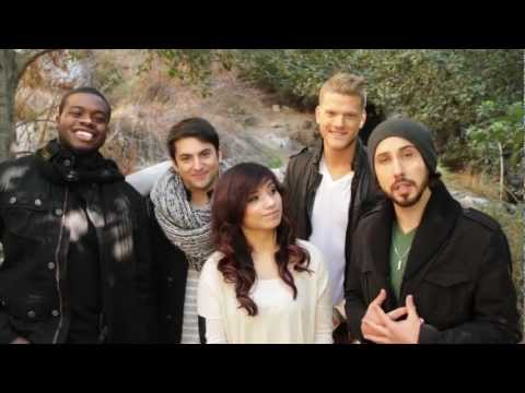 "Pentatonix - 2013 Tour and ""PTXmas"" Announcement!!"