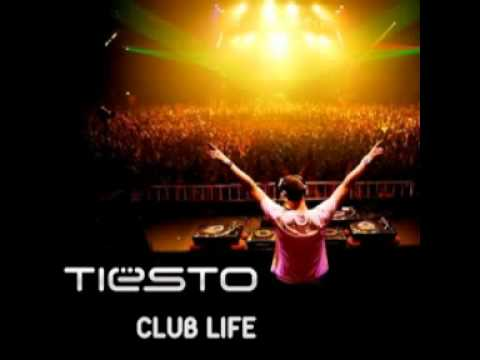 Tiesto playing Mark Sherry feat Sharone 'I Will Find You' on Club Life 178